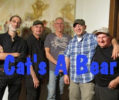 Large Current Full Band Photo of Cats A Bear